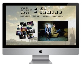 The Black Keys: El Camino Album Site
