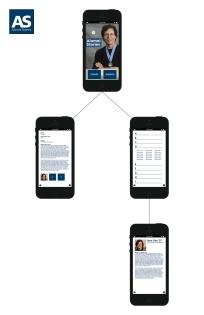 NHCC Mobile App Design