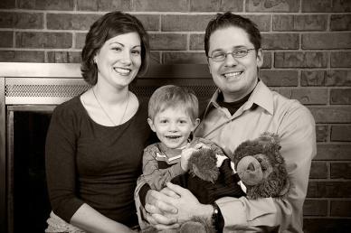 Albrecht-Palmen Family