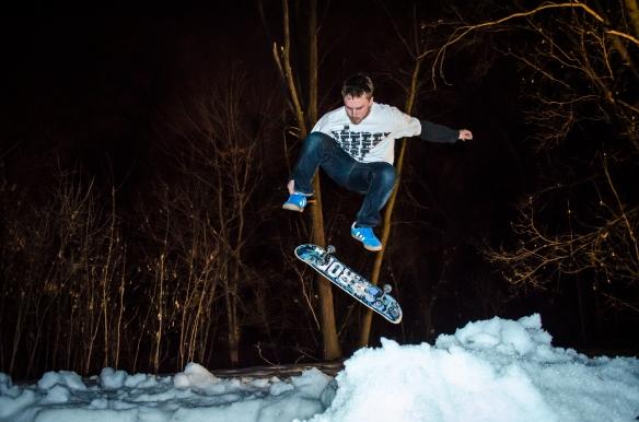 Skateboarding 02