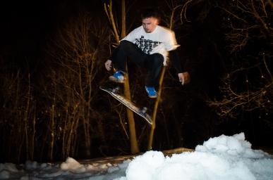 Skateboarding 03