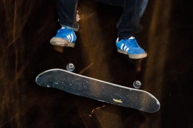 Skateboarding 04