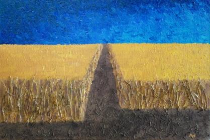 Wheat Field at Dawn 2